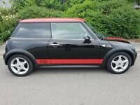 Mini Hatch Cooper Cooper S 3dr PETROL MANUAL 2004/A
