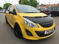 Vauxhall Corsa 1.4 i 16v SRi 3dr (a/c) - LIMITED EDITION - CHEAP INSURANCE + TAX