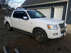 2007 Ford sport trac limited