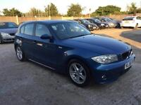 BMW 116 2006 MY I SPORT PETROL MANUAL LOW MILEAGE 1 PREVIOUS OWNER
