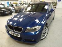 BMW 318i M SPORT + JUST SVS + NOV 18 MOT + LEATHER