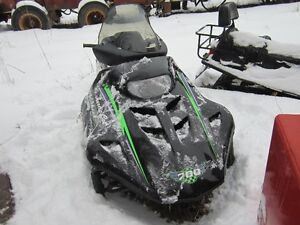 arctic cat sled parts..just parted 95 prowler 2 up