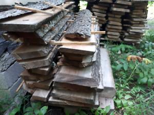 Ash and Cherry lumber