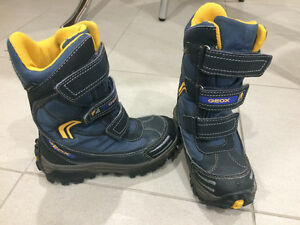 EUC Size 10 Toddler Boot by GEOX Kingston Kingston Area image 2