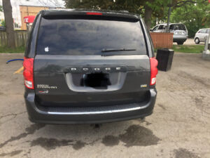 "2012 Dodge Caravan on Sale on ""As Is"" basis"
