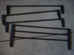 Munchkin Wood and Steel Baby Gate extensions