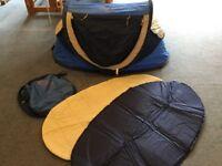 Baby Sun UV protective tent
