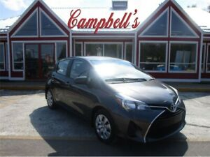 2015 Toyota Yaris 2015 TOYOTA YARIS LE 5DR HATCHBACK AIR CRUISE