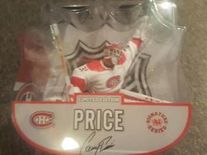 Carey Price Hockey figure NHL Montreal Canadiens