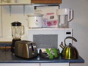 Kitchen Appliances - small