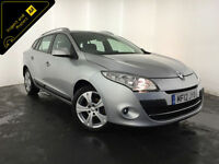 2012 RENAULT MEGANE DYNAMIQUE TOM-TOM DCI ESTATE 1 OWNER SERVICE HISTORY FINANCE