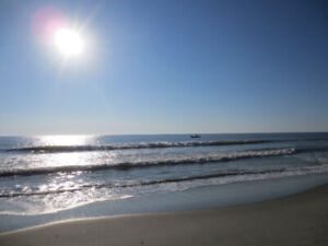 Myrtle Beach Area Oceanfront Condo for Rent