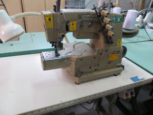 Machine à coudre industrielle Coverstitch Union Special