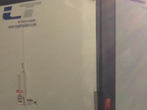 Enclosed Trailer FOR SALE -