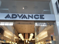 ADVANCE HAIR & SPA NOW Hiring - Hairstylist, Esthetician
