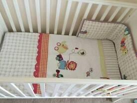Jamboree nursery set