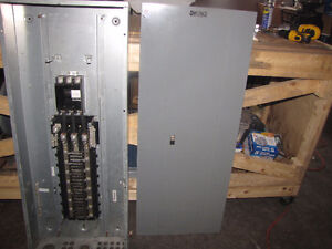 SQUARE D 200 AMP 3 Phase Electrical panel - A steal!