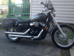 2010 Honda Shadow 750RS
