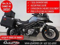 2015 Suzuki DL650 V-Strom 650X ABS EXP 35,20$/SEMAINE