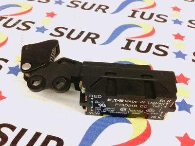 Nsop Eaton Power Tool Switch Pt3d21b-cc Pt3d21bcc 10a 250vac 22a 125vac 1.5 Hp
