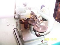 SEWING MACHINE   FOR FUR N LEATHER..........