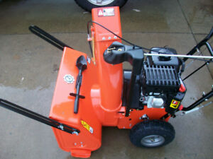 Brand New ARIENS 24 inch, 208cc Engine Snowblower