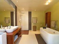 Home Improvements? Kitchen & Bathroom designer fitters- Floor & Wall Tilers or Joiners