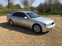 2004 BMW 730 D auto 3.0 118K FSH