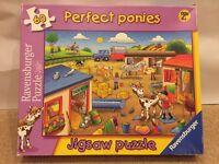 Ravensburger perfect ponies jigsaw age 4