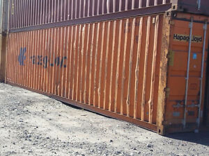 Used 40 or 40ft HC Shipping Containers! Delivered!