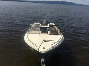 16.5 ft campion with a 70hp Yamaha outboard
