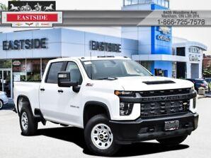 2020 Chevrolet Silverado 3500HD WT  - Diesel Engine - $472 B/W