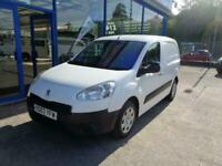 2013 Peugeot Partner 625 S 1.6 HDi 75 Van **NO VAT** PANEL VAN Diesel Manual