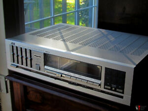 2nd Hand Digital Synthesizer Stereo Receiver JVC R-X44