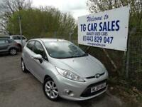 2009 Ford Fiesta Zetec Hatchback Petrol Manual