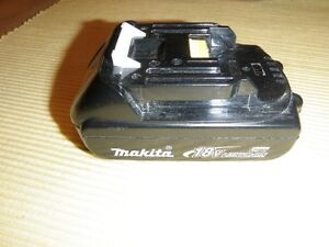 Makita 18 volt lithium-ion battery