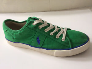 POLO RALPH LAUREN Vaughn Sneakers - Green