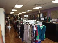 Thrift Store Boutique for Sale