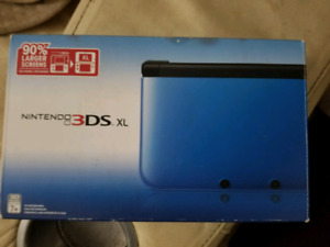 3ds xl with 4 nintendo games