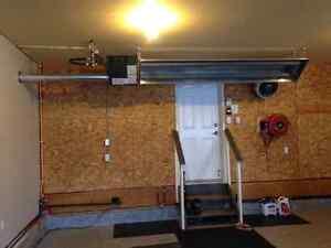 Garage heaters