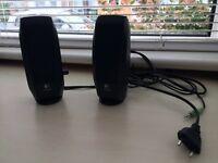 Speakers (Logitech)