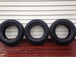 3 Pneus d'hiver - 3 Winter tires 175 / 70 / R13
