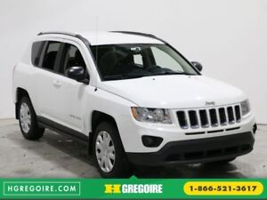 2013 Jeep Compass NORTH 4WD AUTO A/C GR ELECT MAGS BLUETOOTH
