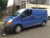 Renault Trafic 2006, 93000 miles, MOT Feb 17, New Clutch and Turbo.