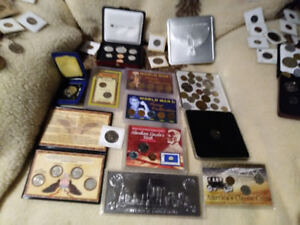 COINS - VINTAGE COIN COLLECTION