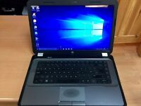 4GB HP G6 HD laptop massive 640GB,window10,Microsoft office,ready to use,excellent condition