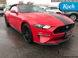 2018 Ford Mustang GT Premium Fastback  MAGNERIDE, ACTIVE EXHAUST