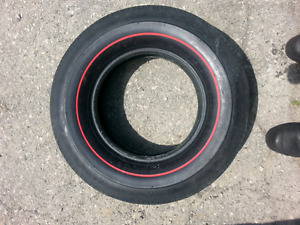 Atlas high performance red line tires