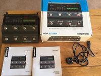Nova system TC electronic pedal system