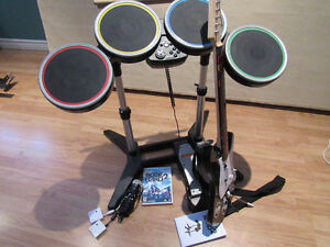 Rockband2 for WII
